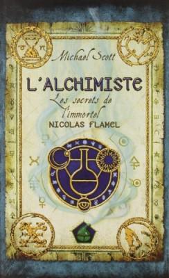 vignette de 'Les secrets de l'immortel Nicolas Flamel n° 1<br /> L'alchimiste (Michael Scott)'