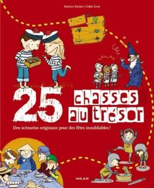 """Afficher """"25 chasses au trésor"""""""