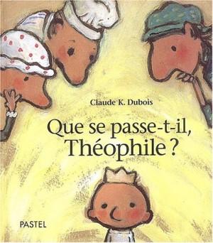 """Afficher """"Que se passe-t-il, Théophile ?"""""""