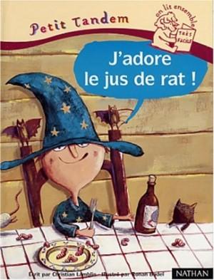 """Afficher """"J'adore le jus de rat !"""""""