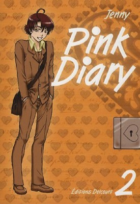 """Afficher """"Pink diary n° 2"""""""