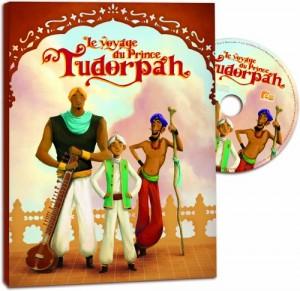 """Afficher """"Le voyage du prince Tudorpah"""""""
