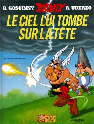 """Afficher """"Une aventure d'Astérix n° 33 Le ciel lui tombe sur la tête"""""""
