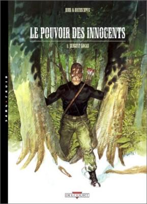 """Afficher """"Le pouvoir des innocents n° 5 Sergent Logan"""""""