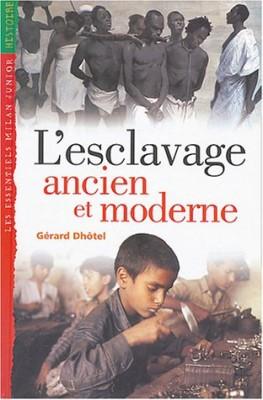"""Afficher """"L'Esclavage ancien et moderne"""""""