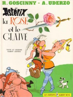 """Afficher """"Une aventure d'Astérix n° 29 Astérix, la rose et le glaive"""""""