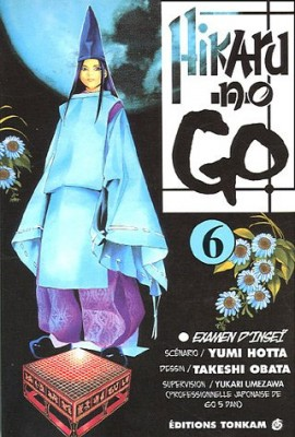 "Afficher ""Hikaru no go n° 6L'examen d'Inseï"""