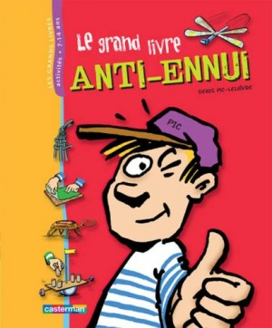 "Afficher ""Le grand livre anti-ennui"""