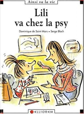 "Afficher ""Max et Lili n° 55 Lili va chez la psy"""