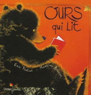 """Afficher """"Ours qui lit"""""""