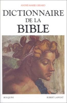 """Afficher """"Dictionnaire de la Bible"""""""