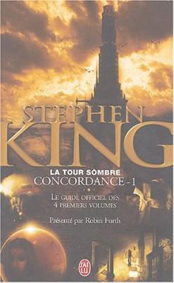 """Afficher """"Stephen King, """"La tour sombre"""", concordance n° 1"""""""