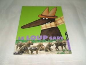 "Afficher ""Le loup Gary"""