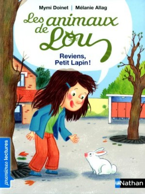 """Afficher """"Les animaux de Lou Reviens, petit lapin !"""""""