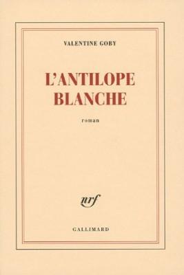 """Afficher """"L'antilope blanche"""""""