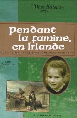 "Afficher ""Pendant la famine en Irlande"""
