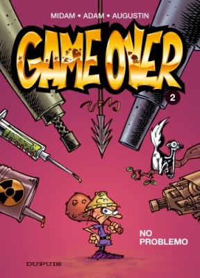 "Afficher ""Game over n° 2 Game over."""