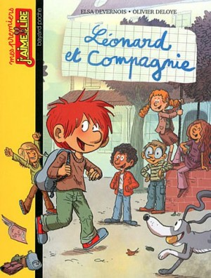 """Afficher """"Léonard et compagnie"""""""