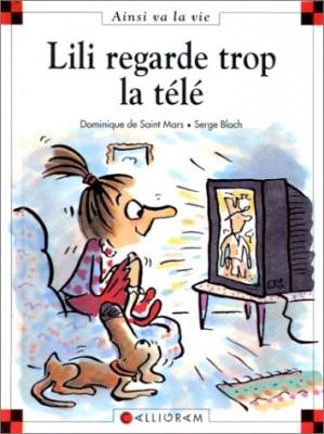 """Afficher """"Max et Lili n° 46 Lili regarde trop la télé"""""""