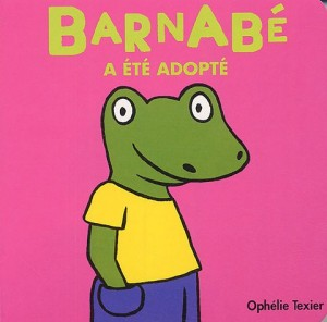 """Afficher """"Barnabé a été adopté"""""""