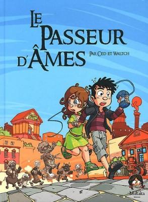 """Afficher """"Le passeur d'âmes"""""""