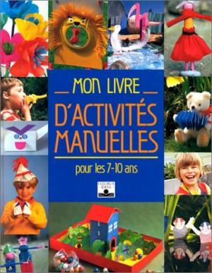 """Afficher """"Mon livre d'activités manuelles"""""""