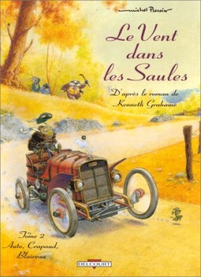 """Afficher """"Le vent dans les saules n° 2Auto, Crapaud, Blaireau"""""""