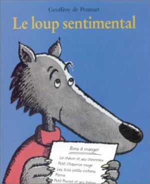 """Afficher """"Loup sentimental (Le)"""""""