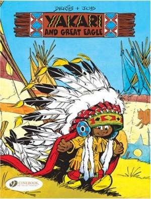 "Afficher ""Yakari and great eagle"""