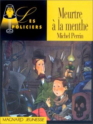 """Afficher """"Meurtre à la menthe"""""""