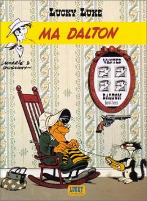 "Afficher ""Lucky Luke n° 7 Ma Dalton"""