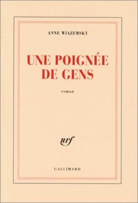 """Afficher """"Une Poignée de gens"""""""