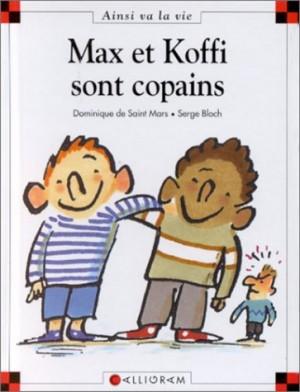 """Afficher """"Max et Lili n° 24 Max et Koffi sont copains"""""""