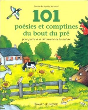 """Afficher """"101 poésies et comptines du bout du pré"""""""