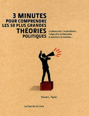 vignette de '3 minutes pour comprendre les 50 plus grandes théories politiques (Steven L. Taylor)'