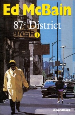 vignette de '87e district. n° 1<br /> 87e district (Ed McBain)'