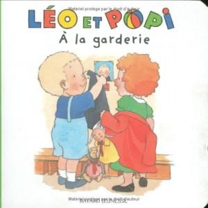 """Afficher """"Léo et Popi n° 2 À la garderie"""""""