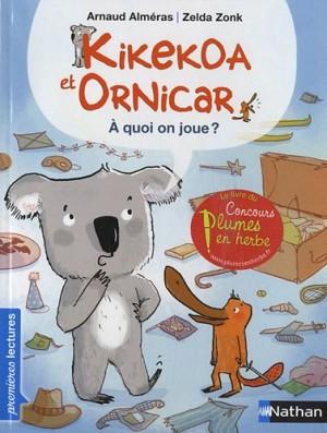 """Afficher """"Kikekoa et OrnicarÀ quoi on joue ?"""""""