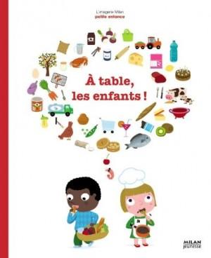 """Afficher """"A table, les enfants !"""""""