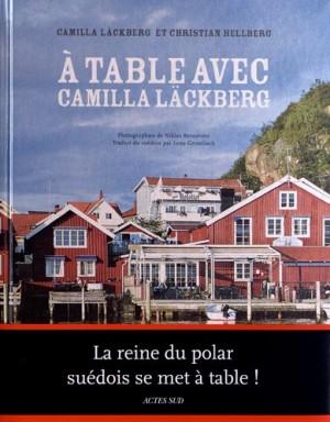 "Afficher ""À table avec Camilla Läckberg"""