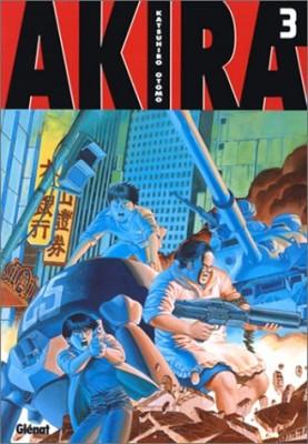 "Afficher ""Akira n° 3 chasseurs (Les)"""