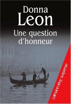 """Afficher """"Une question d'honneur"""""""