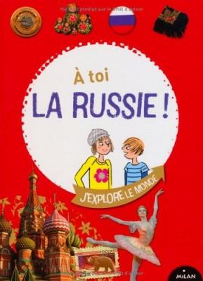 """Afficher """"A toi la Russie !"""""""