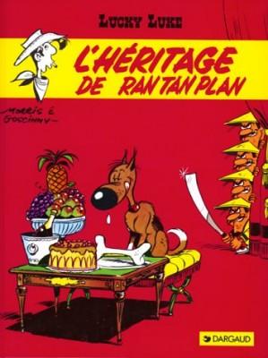"""Afficher """"Lucky Luke n° 11 L'héritage de Ran Tan Plan"""""""