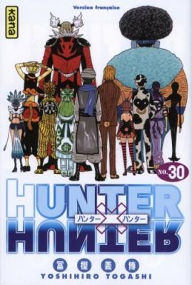 "Afficher ""Hunter x Hunter. n° 30 Hunter x Hunter"""