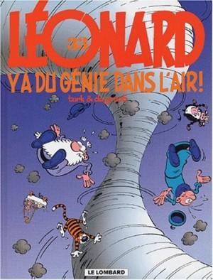 """Afficher """"Léonard n° 33 Y a du génie dans l'air !"""""""