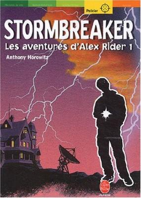 """Afficher """"Alex Rider, quatorze ans, espion malgré lui n° 1 Stormbreaker"""""""