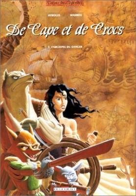 """Afficher """"De cape et de crocs n° 3L'archipel du danger"""""""