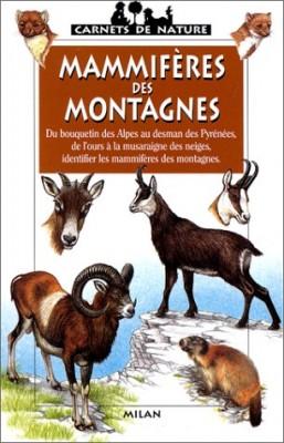 """Afficher """"Mammifères des montagnes"""""""