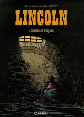 """Afficher """"Lincoln n° 4 Châtiment corporel : 4"""""""
